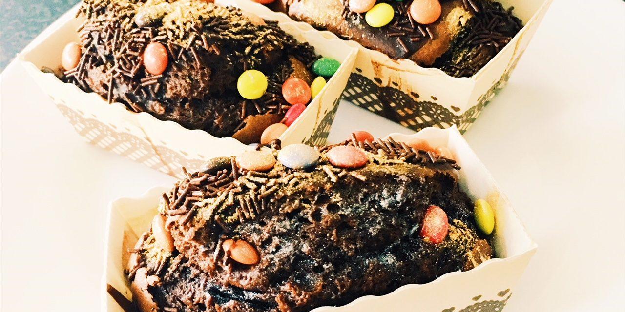 Mini-cake à décorer :-)