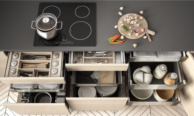5 cinq éléments indispensables dans toute cuisine